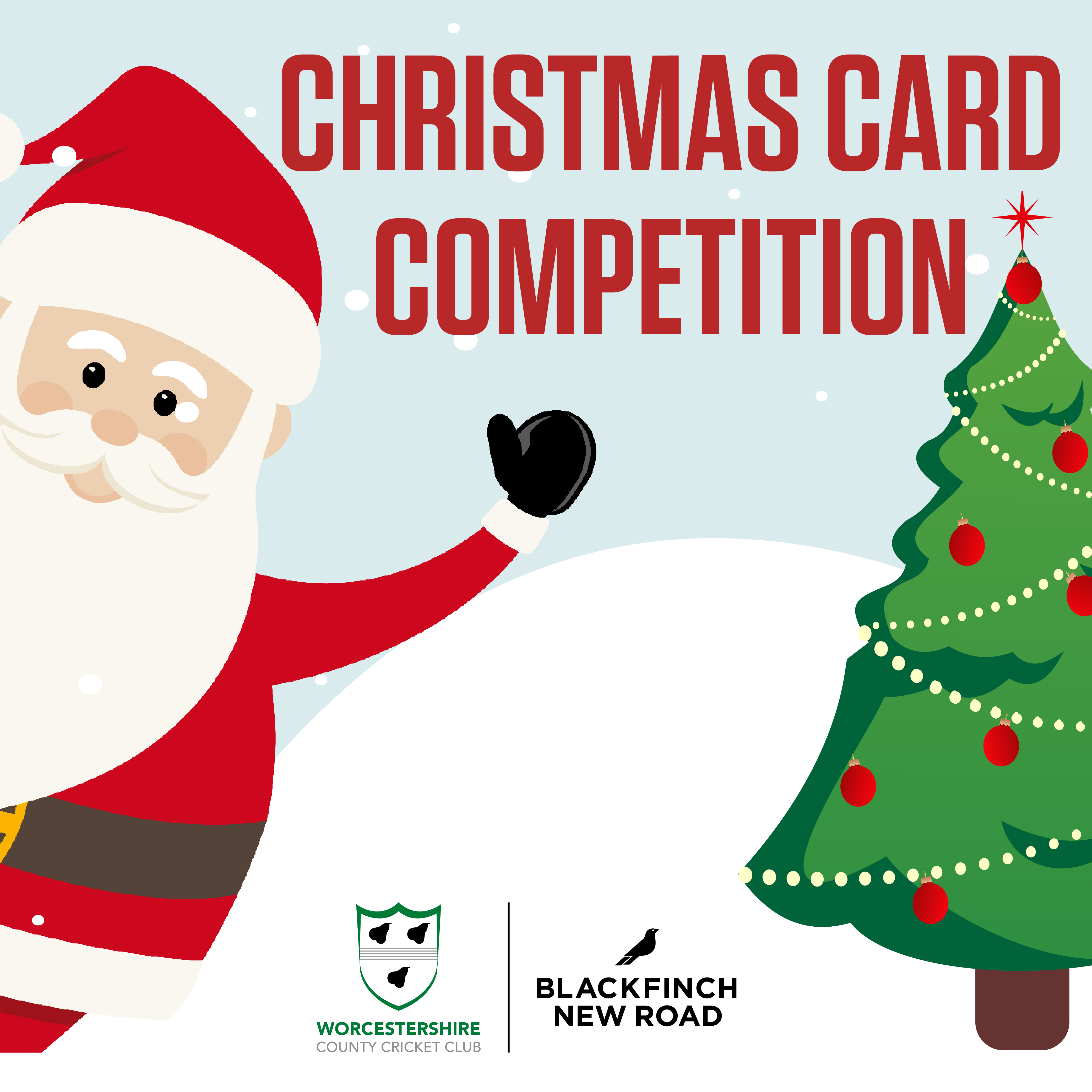 CHRISTMAS CARD COMPETITION 2019 - Worcestershire CCC